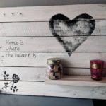 Wandbord maken